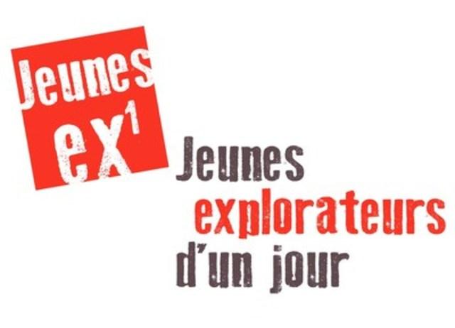 Logo : Jeunes Explorateurs d'un jour (Groupe CNW/Jeunes explorateurs d'un jour)