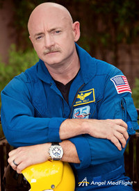 Angel MedFlight Worldwide Air Ambulance is the Exclusive Educational Underwriter for Astronaut Mark Kelly's keynote presentation at the 2017 American Case Management Association (ACMA) National Conference in Washington D.C. on April 21. An innovative and inspiring leader, Kelly serves on the Angel MedFlight Board of Directors.
