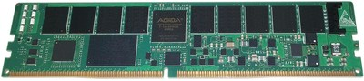 AgigA Tech Announces Production Release of JEDEC-compliant DDR4 NVDIMM-N Solutions