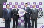 Nexen Tire hält Einweihungsfeier für Nexen Tire Japan Inc. ab