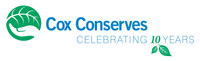 Cox Enterprises is celebrating 10 years of sustainability through its Cox Conserves program.