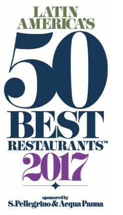 America's 50 Best Restaurants 2017 (PRNewsFoto/America's 50 Best Restaurants)