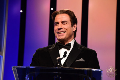 John Travolta and Harrison Ford gather to celebrate the 14th Annual 'Living Legends of Aviation' Awards '