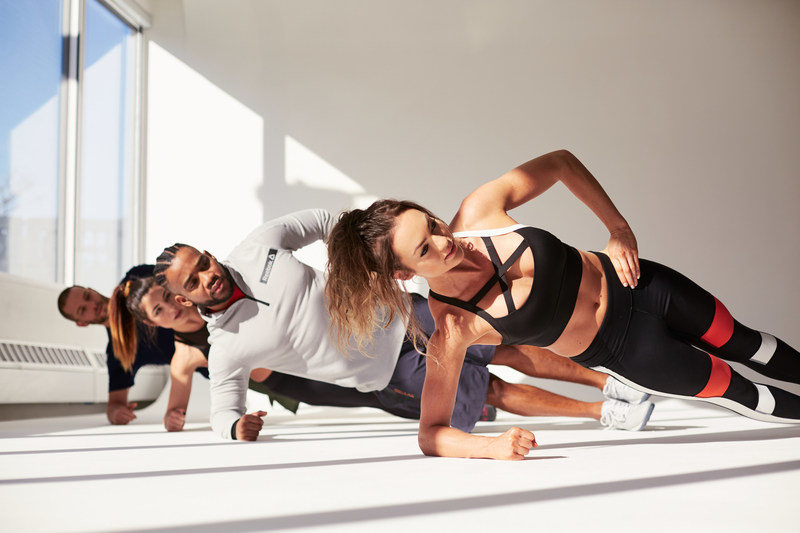 On the heels of New Year's resolutions and looking ahead to a better tomorrow - global fitness leader Reebok is celebrating the latest evolution of its inspirational Be More Human campaign by offering free workouts from top trainers in key cities nationwide, and the only payment required is one simple handshake.