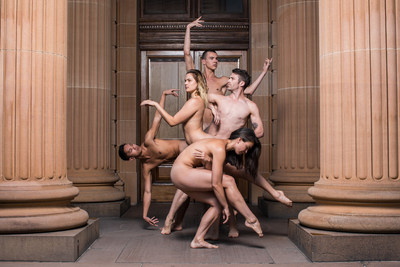 Nude Live is a unique collaboration between Sydney Dance Company and the Art Gallery of NSW, drawing on their summer exhibition Nude: Art from the Tate collection. Six dancers choreographed by Rafael Bonachela dancers respond to works including paintings, sculptures, photographs and prints by renowned artists such as Pablo Picasso, Lucian Freud, Henri Matisse and Louise Bourgeois. (PRNewsFoto/Sydney Festival)