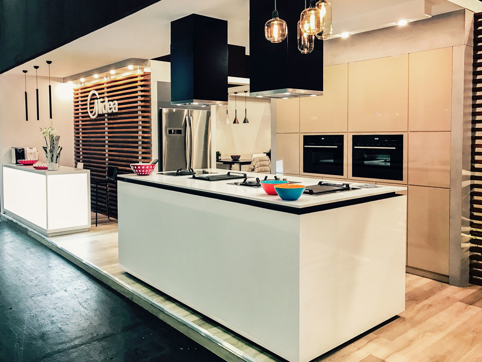 Uncategorized Trade Kitchen Appliances mideas exhibition at imm cologne 2017 injects personality into 2017