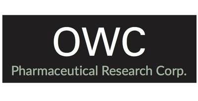 OWC Logo (PRNewsFoto/OWC Pharmaceutical Research Corp)