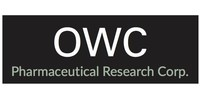 OWC Logo (PRNewsFoto/OWC Pharmaceutical Research Corp)