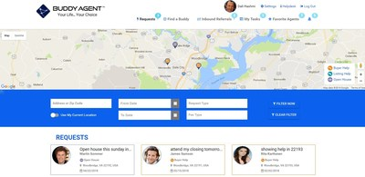 Buddy Agent, LLC Introduces World's First Real Estate Brokerage-Centric Work-Life Balance Productivity Platform