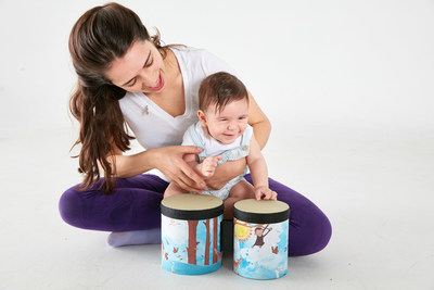 "ZUMBA AND BABYFIRST SHAKE UP THE EARLY CHILDHOOD EDUCATION CATEGORY WITH THE ZUMBINI PROGRAM; Zumbini Offers First-Ever 360 Degree Experience for Parents and Children with Live Classes, Take-Home Music, Books and Toys, and an Interactive TV Show, ""Zumbini Time"""