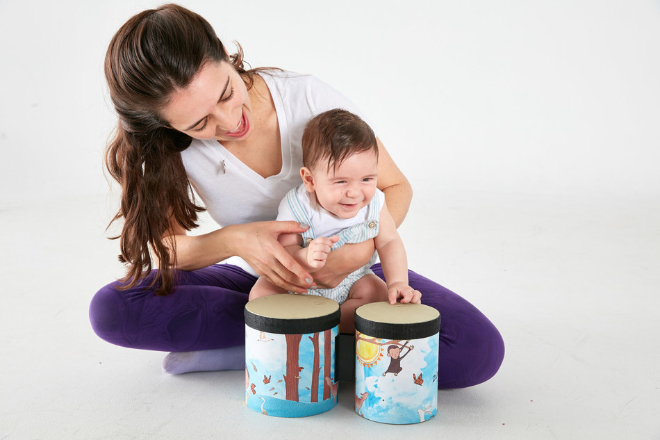 """ZUMBA AND BABYFIRST SHAKE UP THE EARLY CHILDHOOD EDUCATION CATEGORY WITH THE ZUMBINI PROGRAM; Zumbini Offers First-Ever 360 Degree Experience for Parents and Children with Live Classes, Take-Home Music, Books and Toys, and an Interactive TV Show, """"Zumbini Time"""""""
