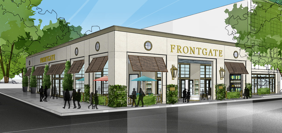 The 22,000-square-foot store& will open in the Plano market, offering an entirely new retail shopping experience for Frontgate customers.