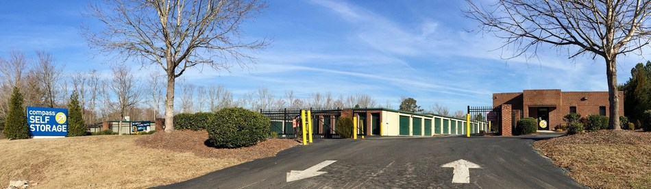 Compass Self Storage acquires three self storage centers in the greater Raleigh, NC market.