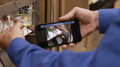 Sears Home Services now equips its technicians with GoToAssist Seeit on their smartphones, which helps them fix appliances faster, and most of the time, in one visit. Now if faced with an unusual appliance issue, technicians can share live video and photos of the situation to remote master Sears technicians who can quickly coach them toward a solution - all without leaving the customer's home.