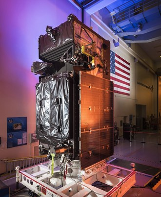 U.S. Air Force, Lockheed Martin Prepare for Jan. 19 Launch of Next SBIRS Missile Warning Satellite