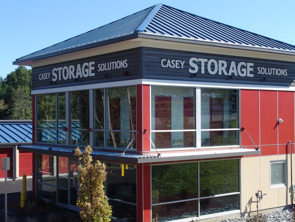 Casey Storage location, part of a 13-property portfolio Capital Markets Self Storage sale.