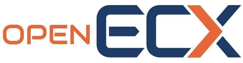 Open ECX Logo (PRNewsFoto/Optal and Open ECX)