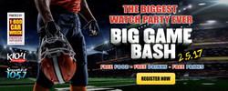 1-800-CAR-WRECK(R) Sponsors Dallas K104 Big Game Bash 2017