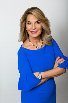 """Sapoznik Insurance founder and published author of the book """"A Passion For Wellness: Healthy Employees, Healthy Bottom Line"""" Rachel Sapoznik"""