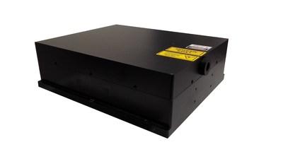 Industrial 50W Fiber-Based EVERESTnano(TM) GREEN Laser