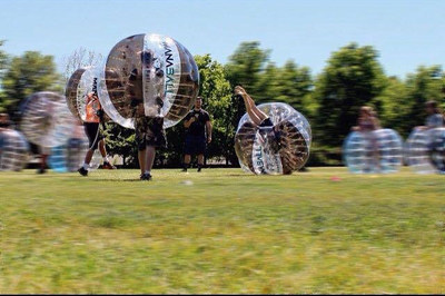 EXTREME BUBBLE SOCCER NOW AVAILABLE IN REDDING!!!