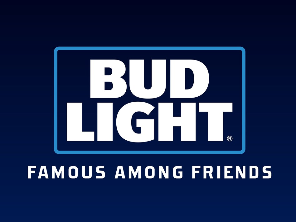 "Bud Light's newly announced 2017 tagline is ""Famous Among Friends."""