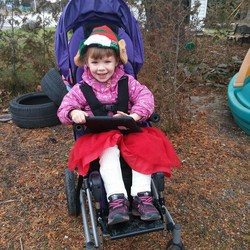 Convaid R82 Ambassador Teagan to make special appearance at Abilities Expo Toronto on Saturday, January 21st!