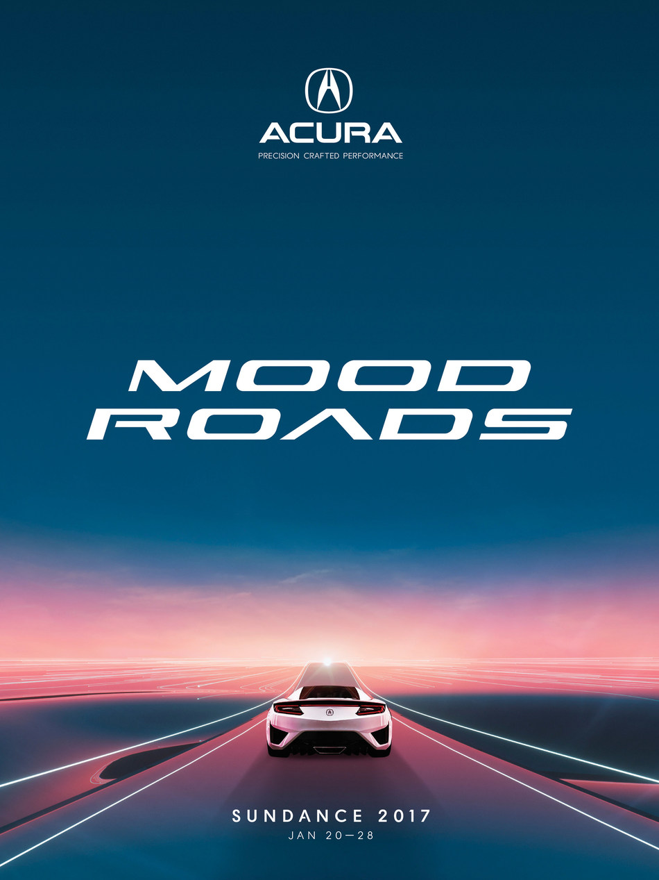 Acura Mood Roads at Sundance Film Festival
