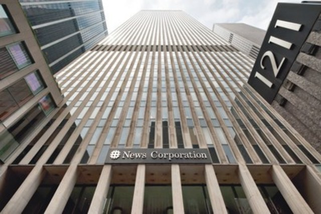 1211 Avenue of the Americas, New York (Groupe CNW/Ivanhoé Cambridge)