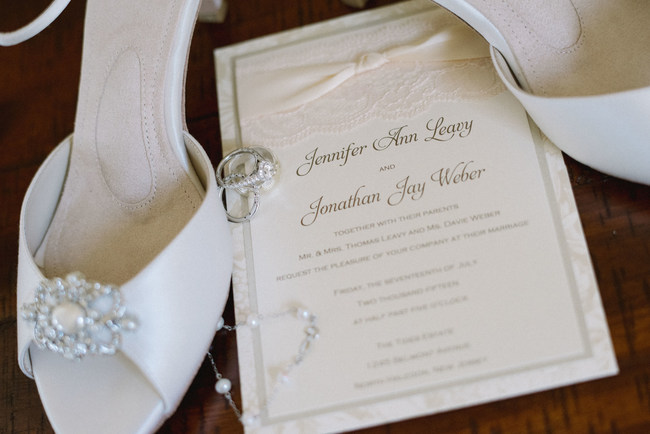 Lace Wedding Invitations.