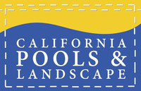 California Pools Logo