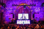Stephen Webster, Host of Jewelers of America's 15th annual GEM Awards, captivates the audience at Cipriani 42nd Street in New York.