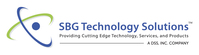 SBG Technology Solutions Logo. (PRNewsFoto/SBG Technology Solutions, Inc.)