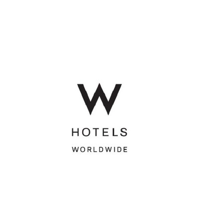 W Hotels logo (PRNewsFoto/W Hotels Worldwide)