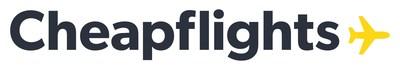 Cheapflights.ca logo (PRNewsFoto/Cheapflights.com)