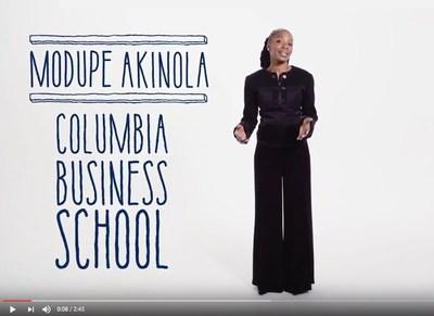 Modupe Akinola, Columbia Business School