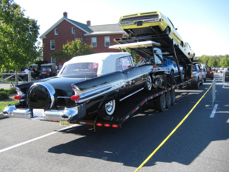 Calling an auto transporter can get your car shipment placed without the hassle of getting quotes from multiple car shippers.