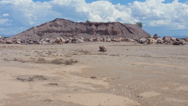 Sand & Gravel on Site