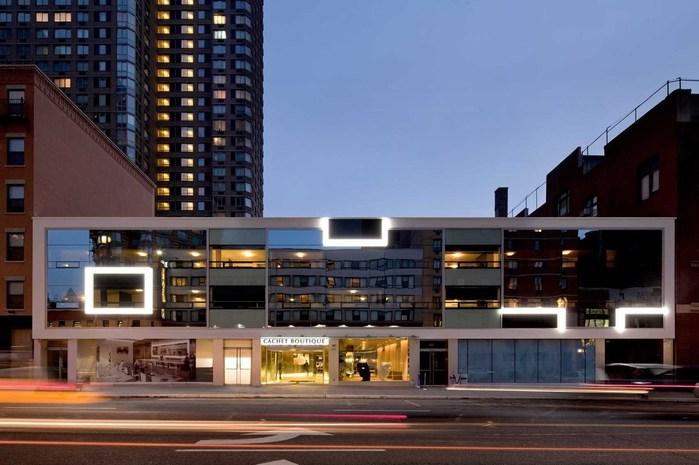 Cachet hotel group and drai s enterprises joint venture for Boutique hotel group