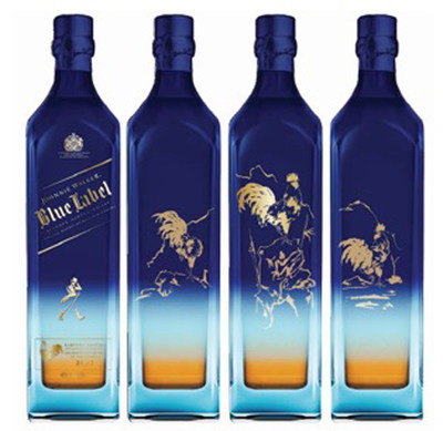Johnnie Walker Celebrates Lunar New Year With Limited Edition Year of the Rooster Blue Label(TM)