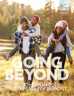 Going Beyond - SC Johnson 2016 Sustainability Report