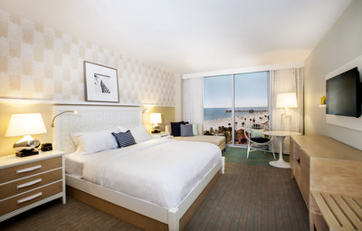 The 343-room Wyndham Grand Clearwater Beach becomes Wyndham Hotel Group's latest resort destination, bringing approachable luxury to Florida right along America's best beach.