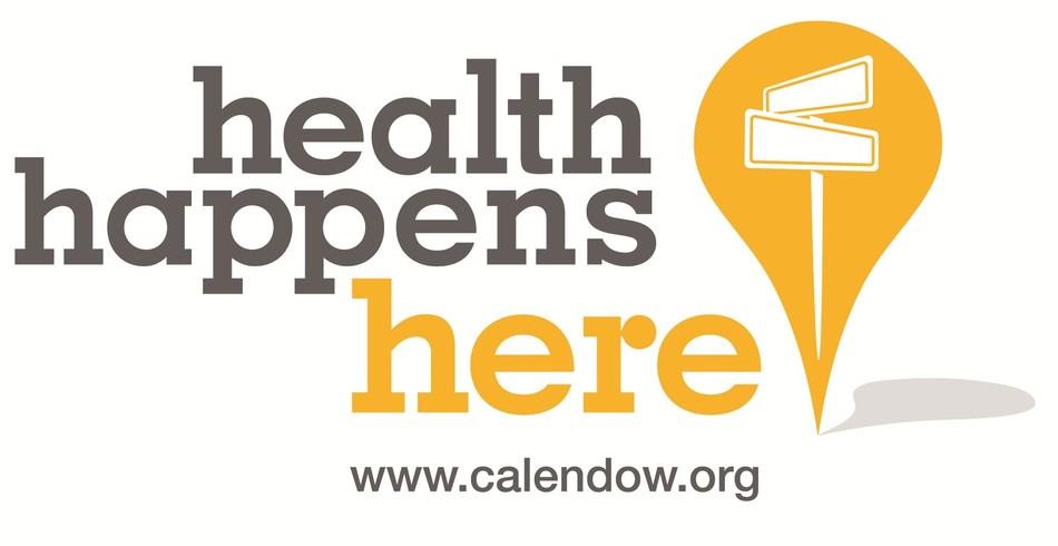 health happens here logo