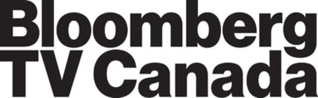 Bloomberg TV Canada logo (CNW Group/Bloomberg TV Canada)