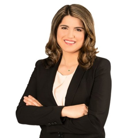 Lily Jamali, host of Bloomberg Markets: Canada (CNW Group/Bloomberg TV Canada)