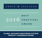 Frost & Sullivan has recognized MEMEX Inc. with the 2016 Global Product Leadership Award. (PRNewsFoto/Frost & Sullivan)