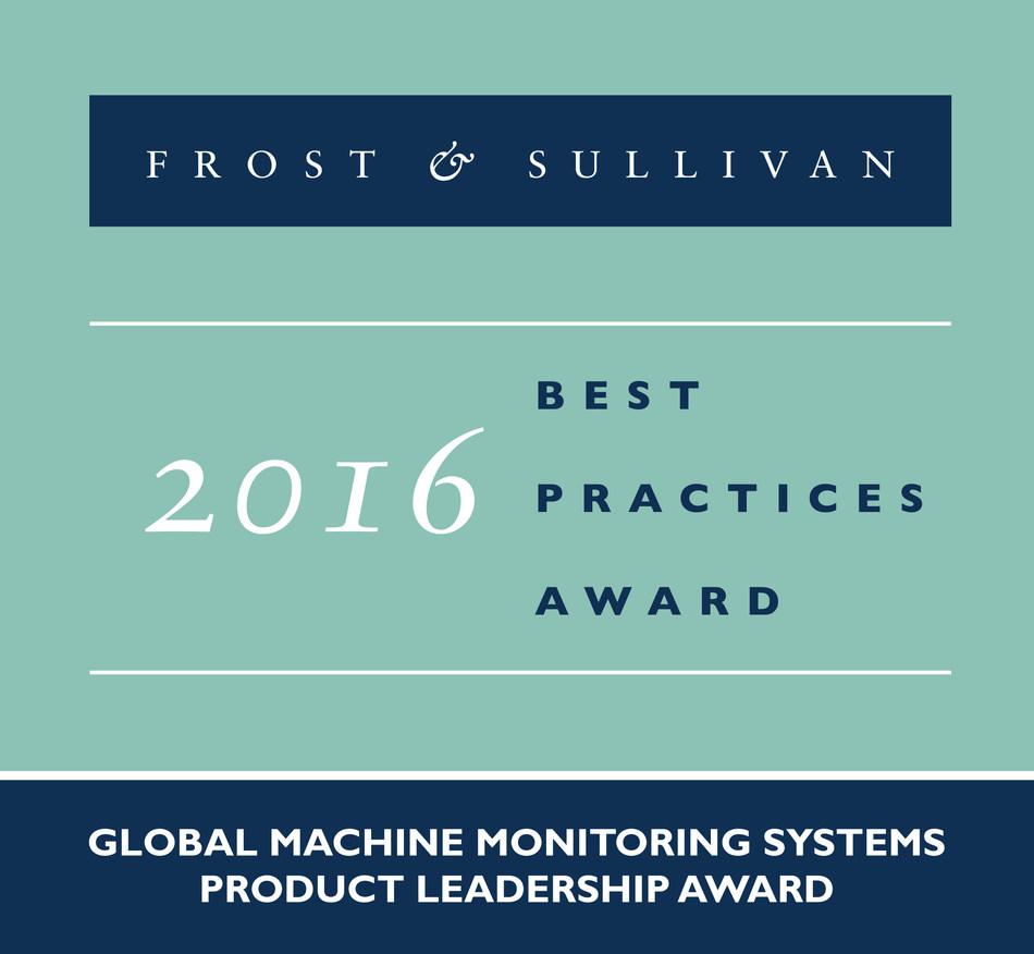 Frost & Sullivan has recognized MEMEX Inc. with the 2016 Global Product Leadership Award. (PRNewsFoto/Frost & Sullivan)