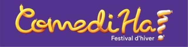 Logo: Festival d'hiver ComediHa! (Groupe CNW/QuébeComm)