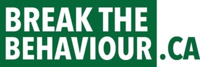 Breakthebehaviour.ca (Groupe CNW/Commission ontarienne des droits de la personne)