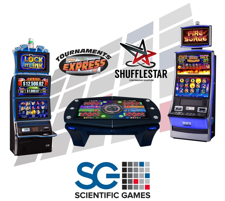 Scientific games brings world s best gaming and lottery experiences to london at ice totally gaming
